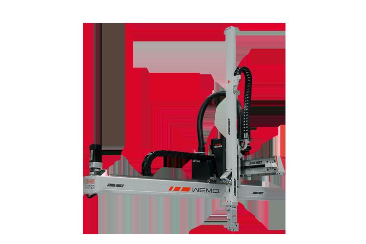 WEMO 3-5 Linear picker linearni robot za manipulacijo z izdelki