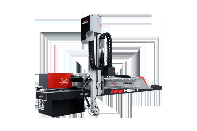 WEMO X-design robot za manipulacijo z izdelki in napredno avtomatizacijo